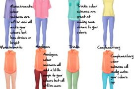 How to make colours pop - guide to mixing colours
