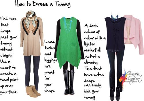 How to Dress Your Tummy When You have a Caesar Scar or Have Lost Lots of Weight