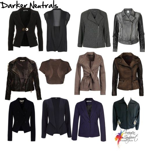 Darker Neutrals