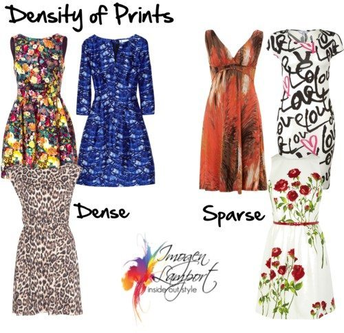 How to Pick a Slimming Print