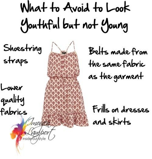 7 Easy Ways to Dressing Youthfully but Not Too Young