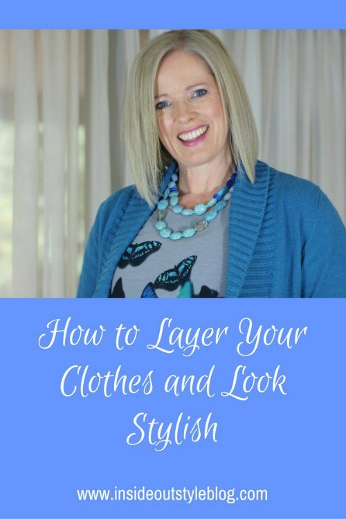 How to layer your clothes and look stylish