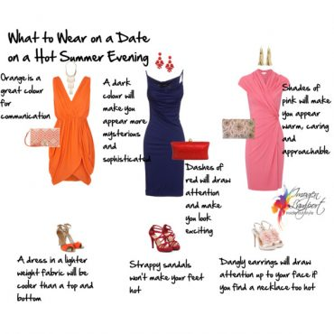 What to wear on a date in summer