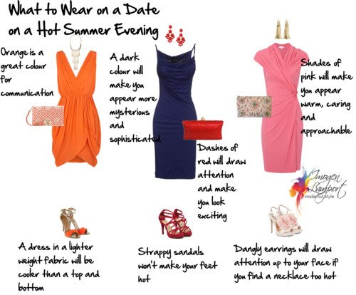 what to wear on a date on a summer night