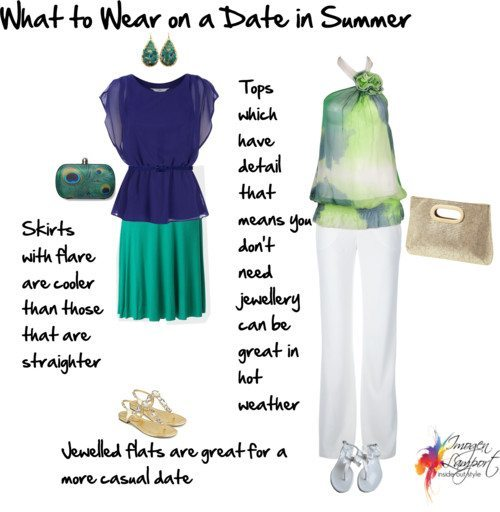 what to wear on a casual date in summer