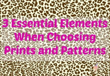 3 essential elements to choosing flattering prints and patterns