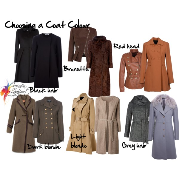Choosing a Coat Colour - Choose the colour of your hair