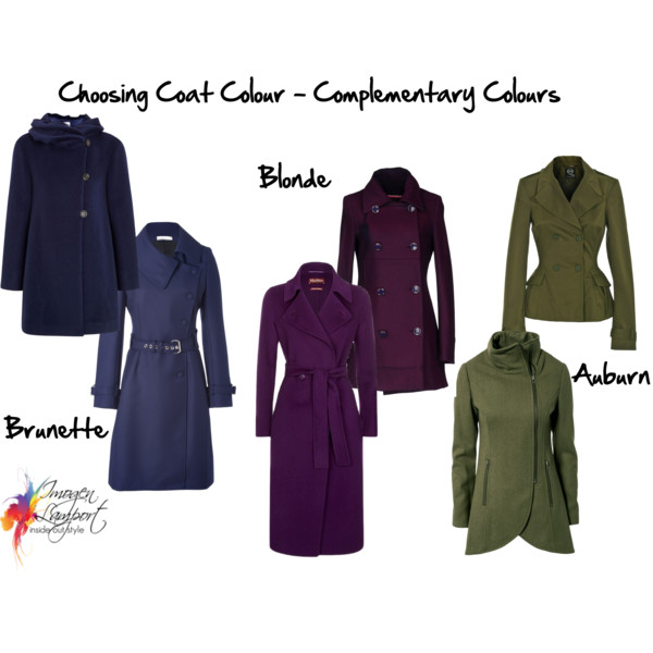 Choosing a Coat Colour - Complementary colours