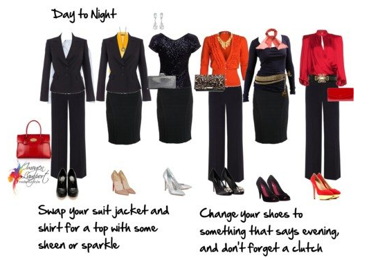 How to Turn and Outfit from Day to Night