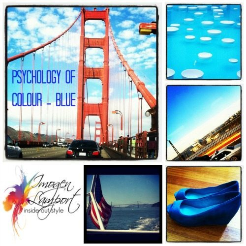 Psychology of Colour – Blue