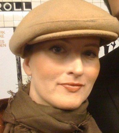 Bridgette Raes hat