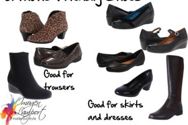 Finding orthotic friendly shoes