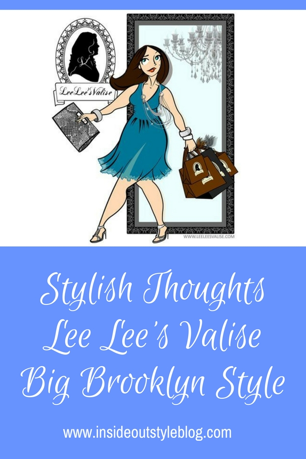 Stylish Thoughts Lee Lee's Valise Big Brooklyn Style