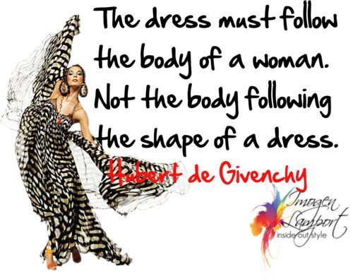 Hubert de Givenchy quote