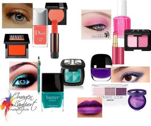 How to Choose Flattering Seasonal Makeup Colours