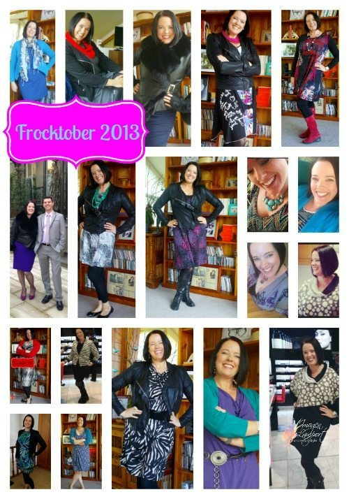 Last Day of Frocktober 2013
