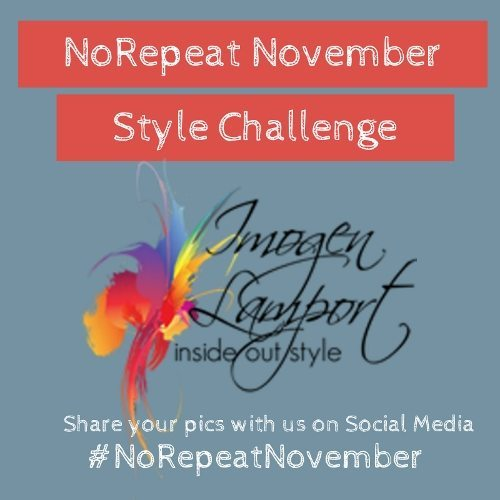 NoRepeat November Challenge