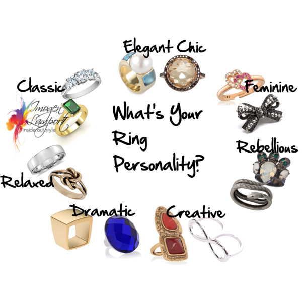 R is for Rings - Imogen Lamport's A-Z of Style - What's your ring personality style?