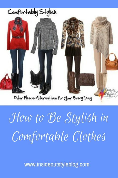 5 Ways to Be Comfortable in Style