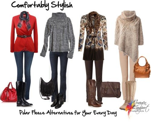 How to Be Comfortable in Style