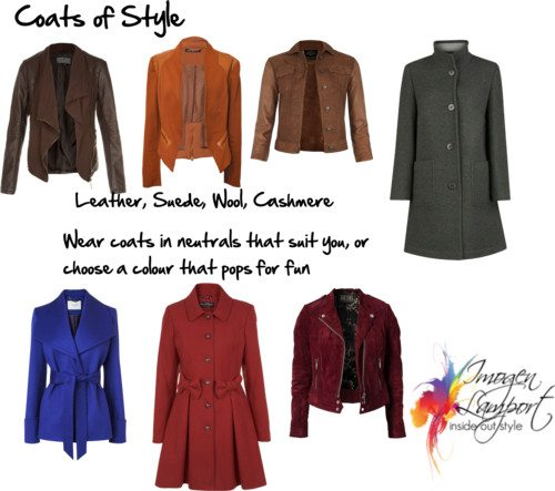Coats of Style
