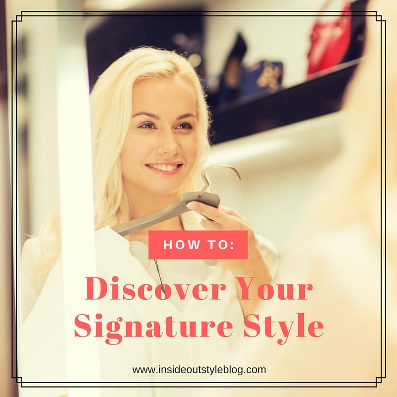 how to discover your signature style - with Jill Chivers and Imogen Lamport