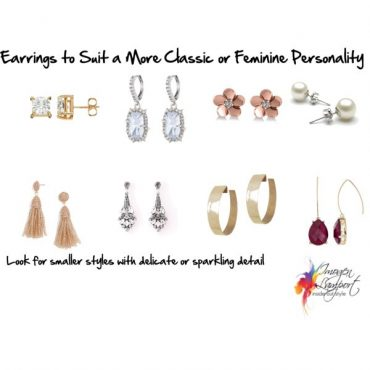 How to choose earrings to flatter your face shape and personality