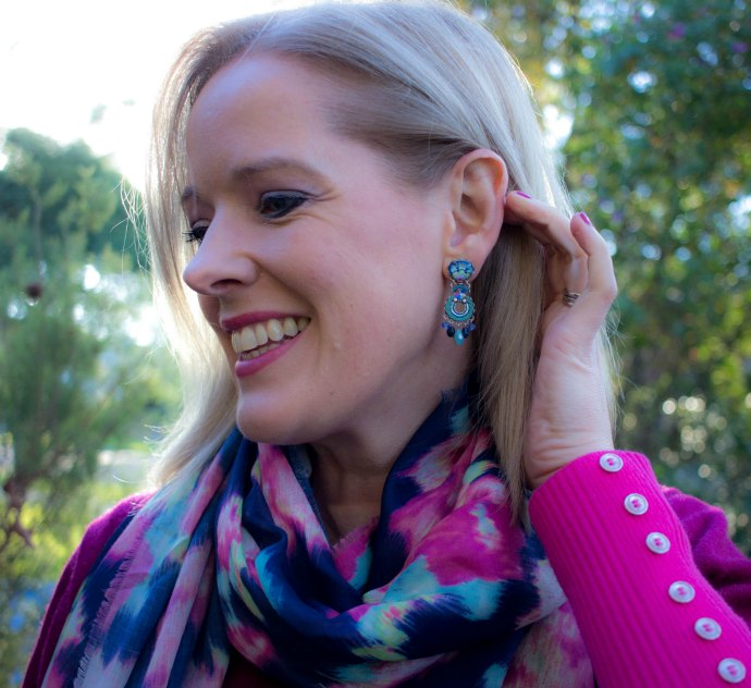 How to choose earrings to suit your face, features and personality