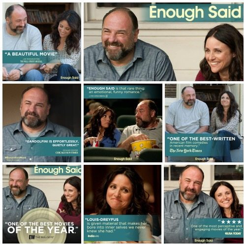 Enough Said – Movie Ticket Give Away