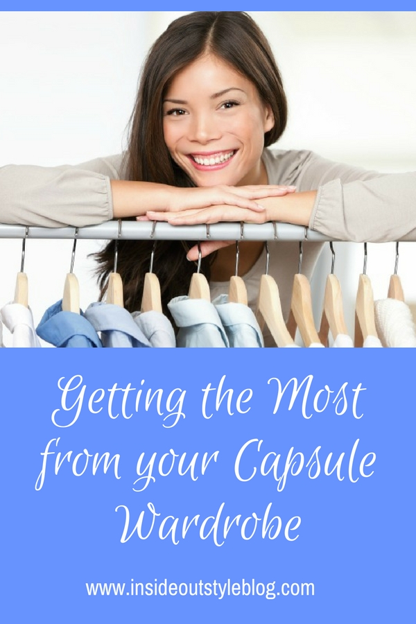 Getting the Most from your Capsule Wardrobe