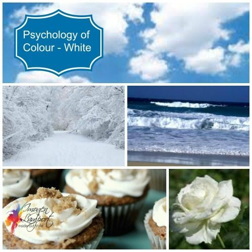 Psychology of Colour – White