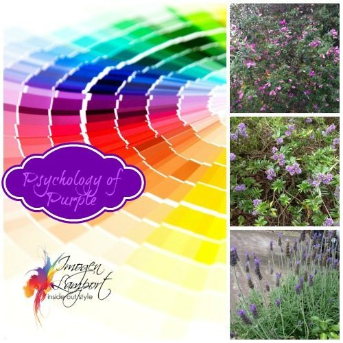 Psychology of Colour – Purple