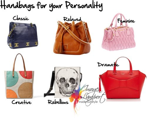 Handbag for your personality style