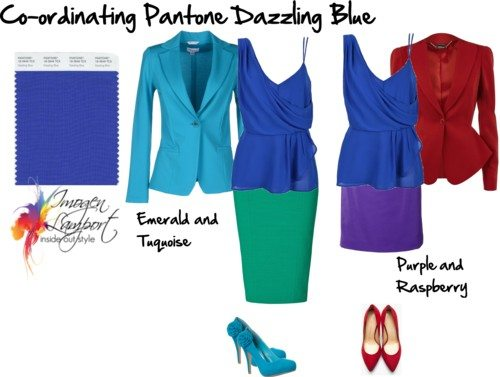 Pantone Colours 2014 – Focus on Dazzling Blue