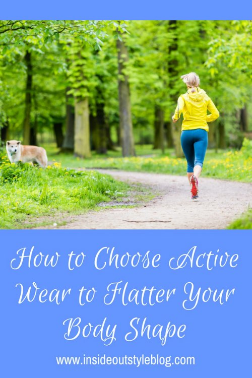 how to choose activewear to flatter your body
