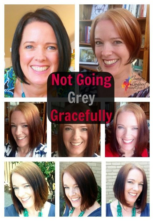 Not Going Grey Gracefully – Part 1