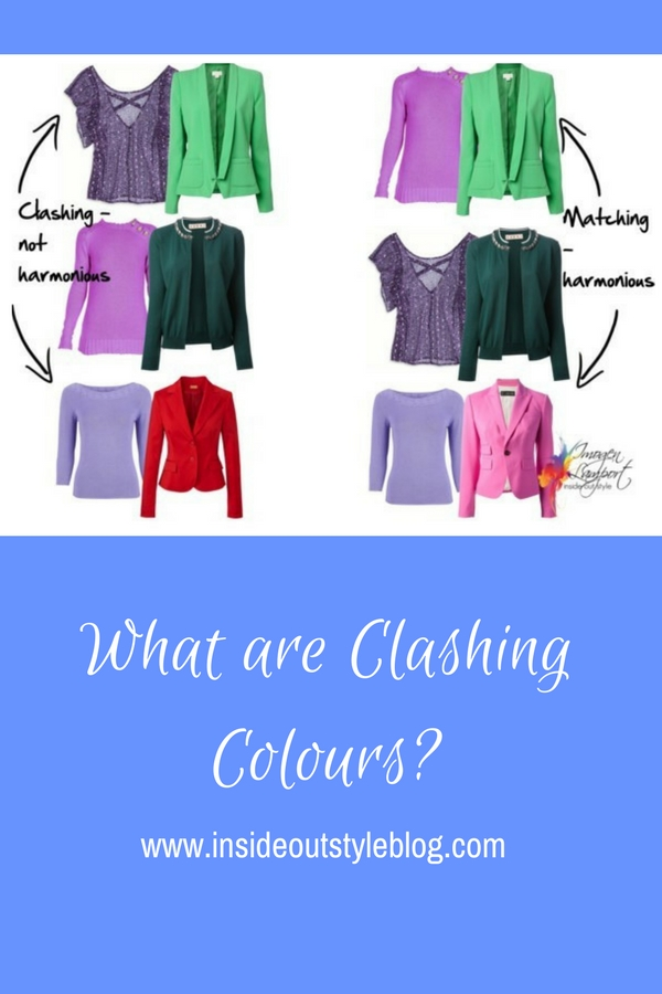 What Are Clashing Colours