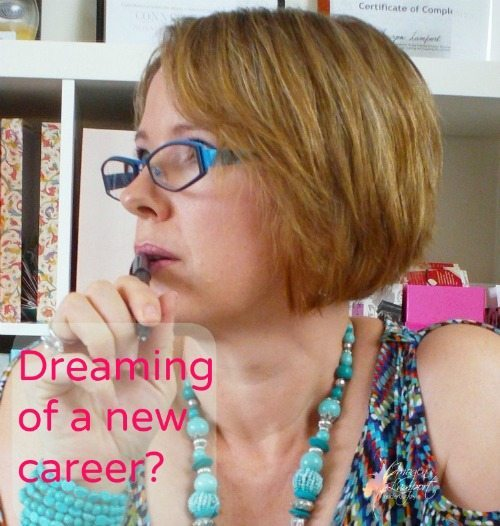 Dreaming of a new career