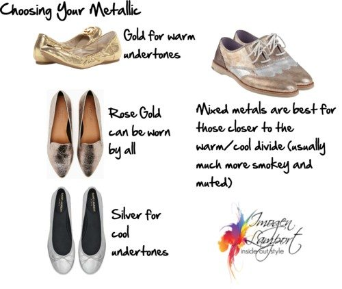 choosing your metallic