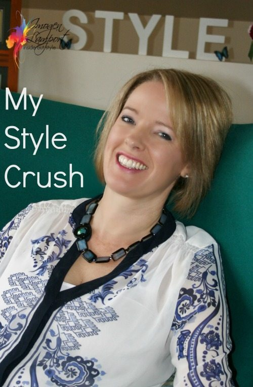 My Style Crush – Blue and White