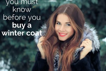 What you need to know before you buy a winter coat