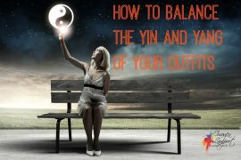 ways to balance the yin and yang of clothing