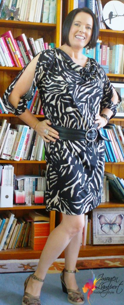 zebra verily dress