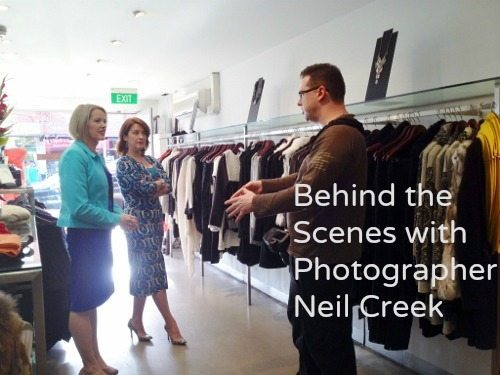 Behind the Scenes with Neil Creek