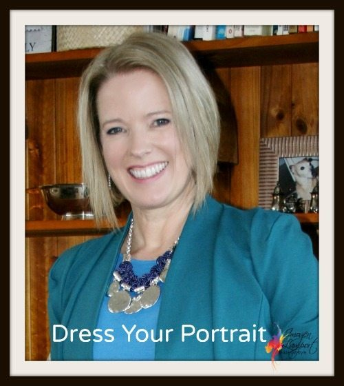 Dress your portrait