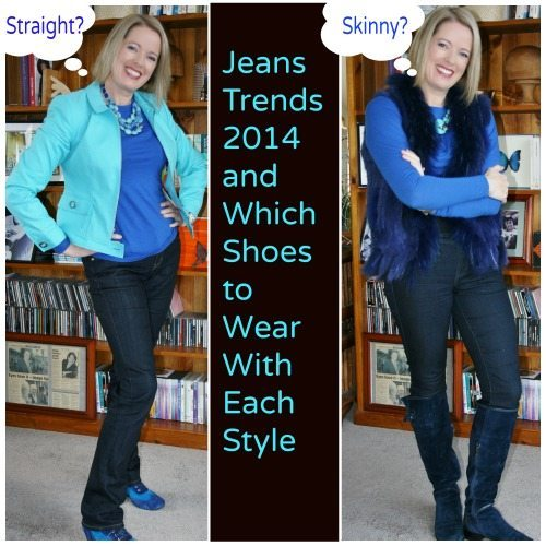 How to wear bootcut jeans 2014
