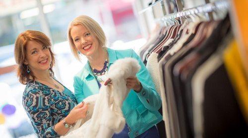 Personal shopping training