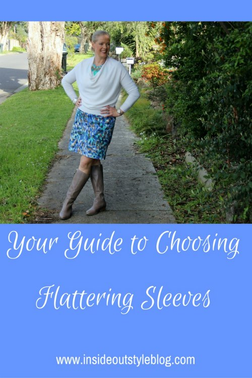 Your guide to choosing flattering sleeve shapes