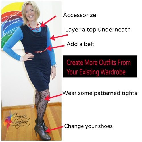 How To Create More Outfits From Your Existing Wardrobe