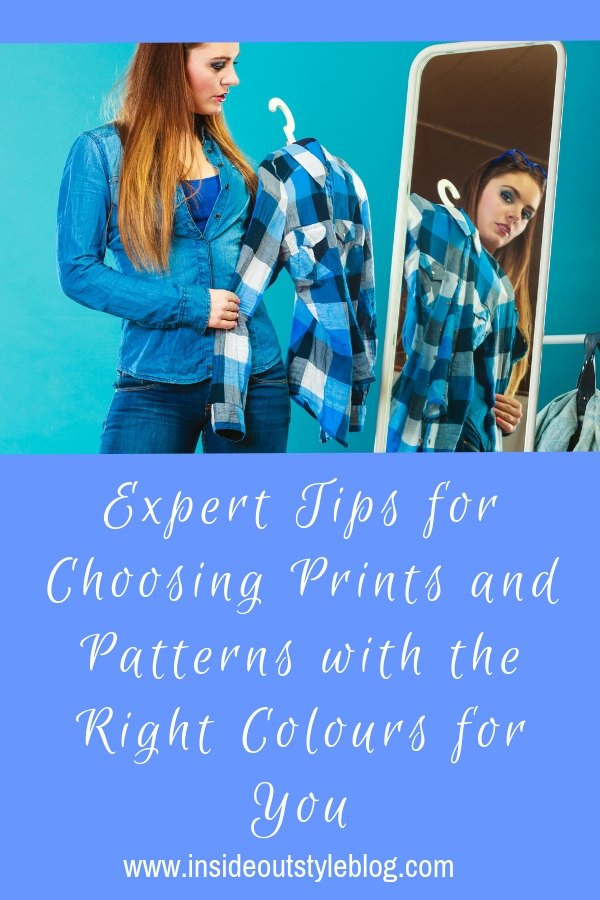 Expert Tips for Choosing Prints and Patterns with the Right Colours for You